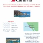 Carnival Cruis Option